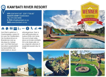 Kam'Bati River Resort